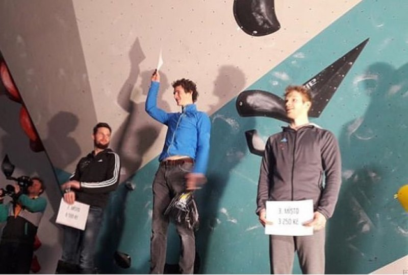 🎉Congratulations to our athlete @anze.peharc  for taking 3rd place 🥉 at @hangarbrno Masters 🧗🏻‍♂️