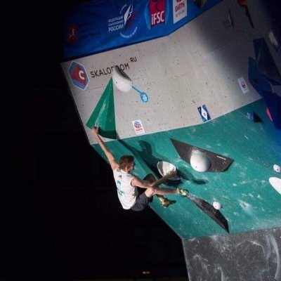 "Congrats to @anze.peharc to his 4th place at bouldering World Cup in Moscow!  What are his impressions? ""First thing on my mind when I saw the final boulders: Where are the crimps? So I thought maybe that was the day to train my weaknesses. My favorite boulder was definitelly M3 - it involved coordination which I absolutely enjoy and some precise footwork. The only thing that surprised me was the top jug."" 📸Photograhpy by Leo Zhukov  #bouldering #climbing #oxishoes #CATrubber #instaclimb #slovenia #klettern #ocun"